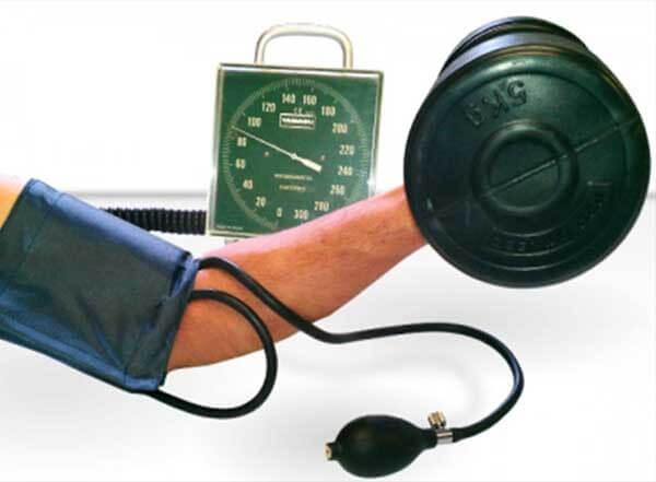 Гипертония и силовые виды спорта