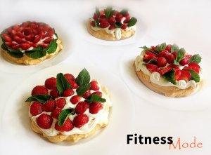 Десерт Павловой. Правильное питание