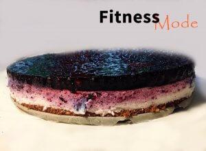 десерт без жира