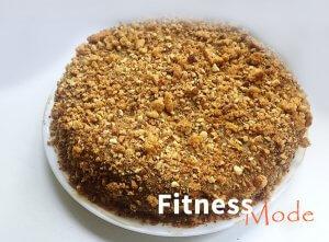 Торт почти без калорий