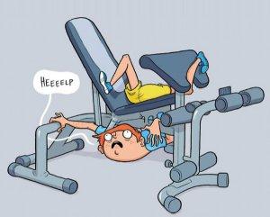 самые эффективные упражнения