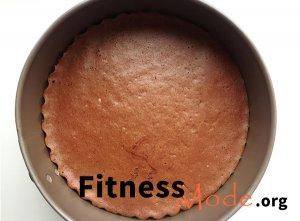 Обезжиренный торт