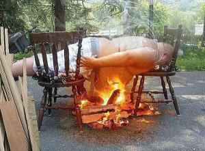 сжигание жира