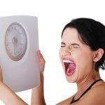 увеличивается вес на диете